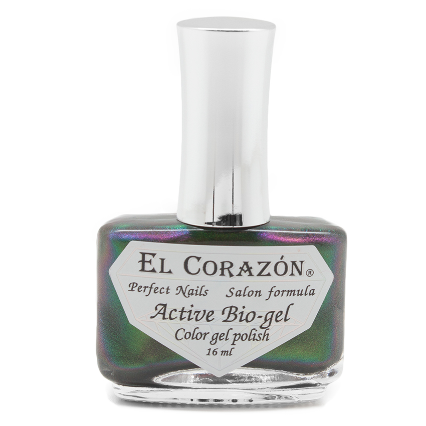 EL Corazon Active Bio-gel Color gel polish Nail Polish Maniac 423/704 Poison