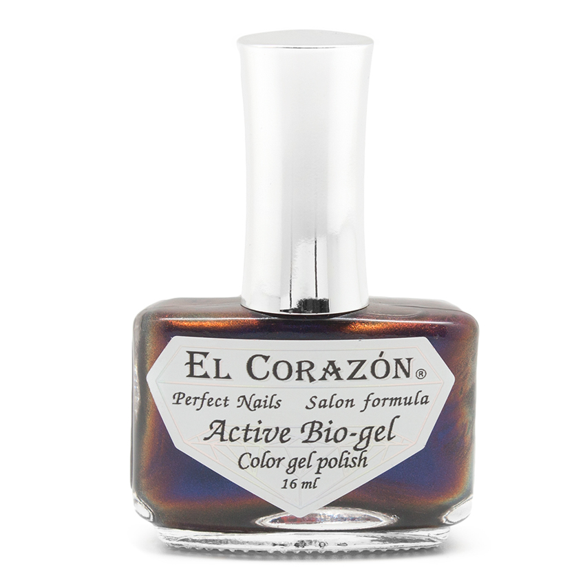 EL Corazon Active Bio-gel Color gel polish Nail Polish Maniac 423/706 Desire