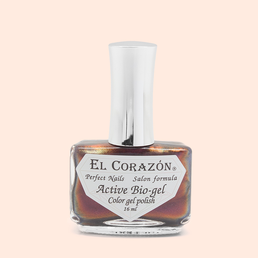 EL Corazon Active Bio-gel Color gel polish  423/723 Polishaholic: nail polish house