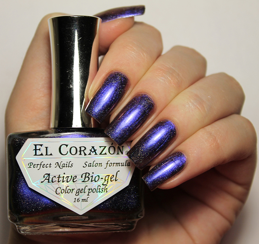 EL Corazon Active Bio-gel Color gel polish 423/741 Live is Live: karma