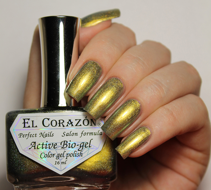 EL Corazon Active Bio-gel Color gel polish Live is Live: chance