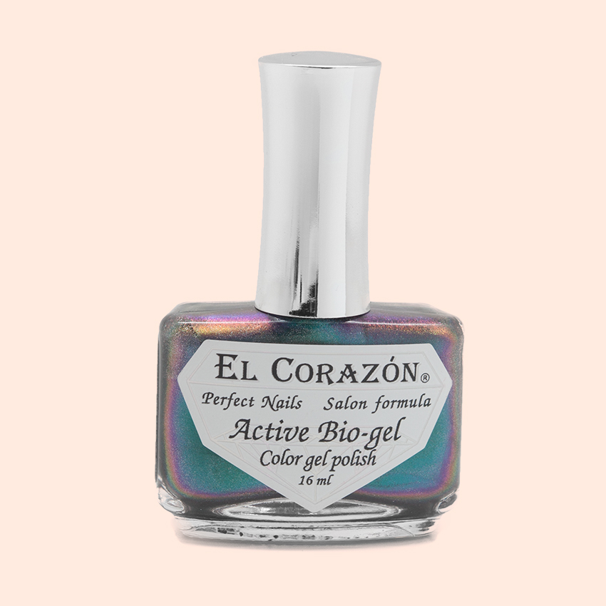 EL Corazon Active Bio-gel Color gel polish 423/745 Live is Live: butterfly effect