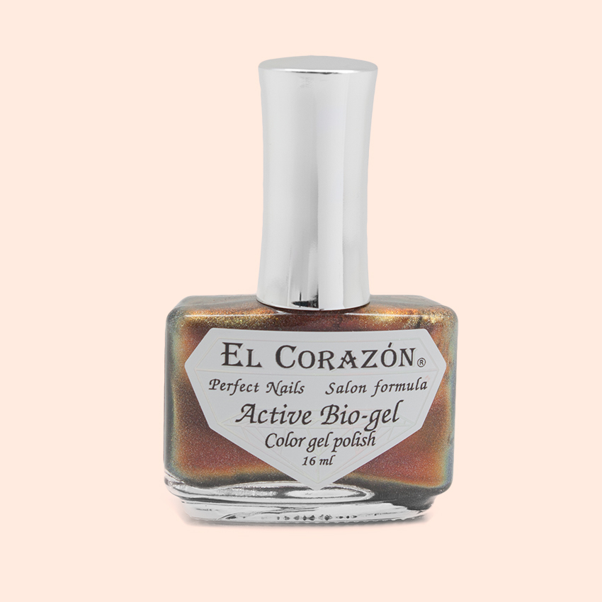 EL Corazon Active Bio-gel Color gel polish 423/747 Live is Live: lucky case