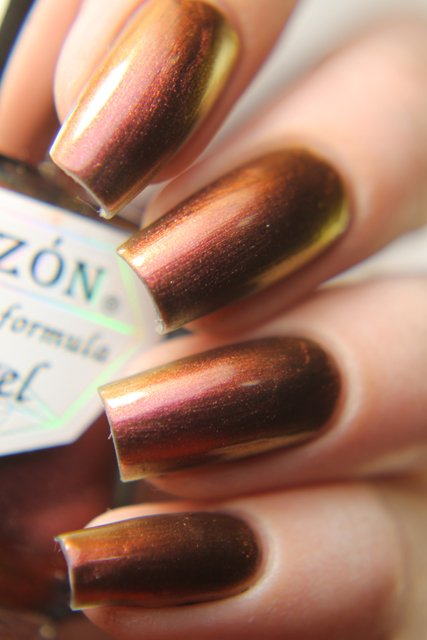 EL Corazon Active Bio-gel Color gel polish Nail Polish Maniac 423/702 Sly fox