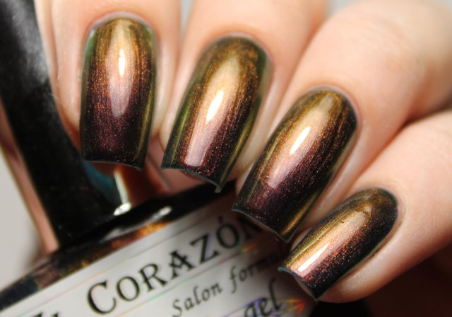 EL Corazon Active Bio-gel Color gel polish Nail Polish Maniac 423/707 Cat's eyes