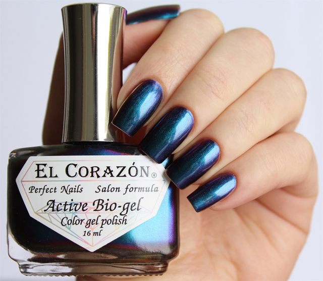 EL Corazon Active Bio-gel Color gel polish Nail Polish Maniac 423/721 Polishaholic: nail polish fairy