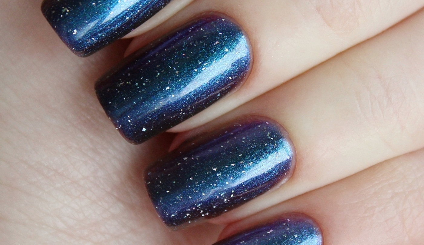 EL Corazon Active Bio-gel Color gel polish Universe 423/767 Andromeda Nebula