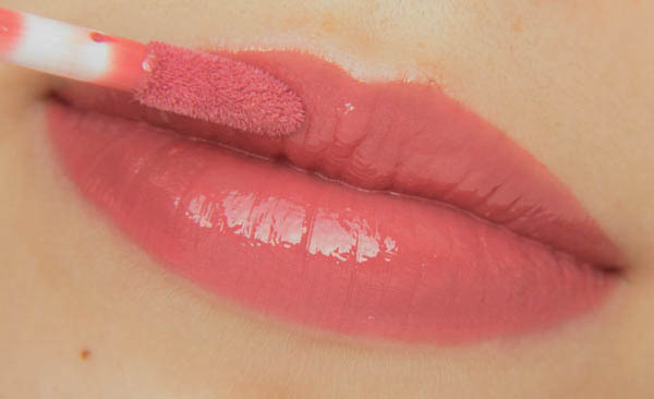 EL Corazon 207 Volume Liquid lipstick
