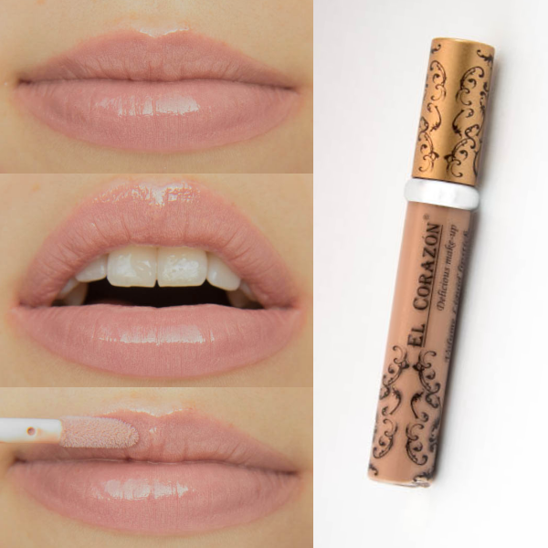 EL Corazon 242 Volume Liquid lipstick