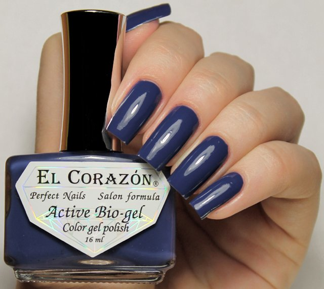 EL Corazon Active Bio-gel Color gel polish Cream №423/301