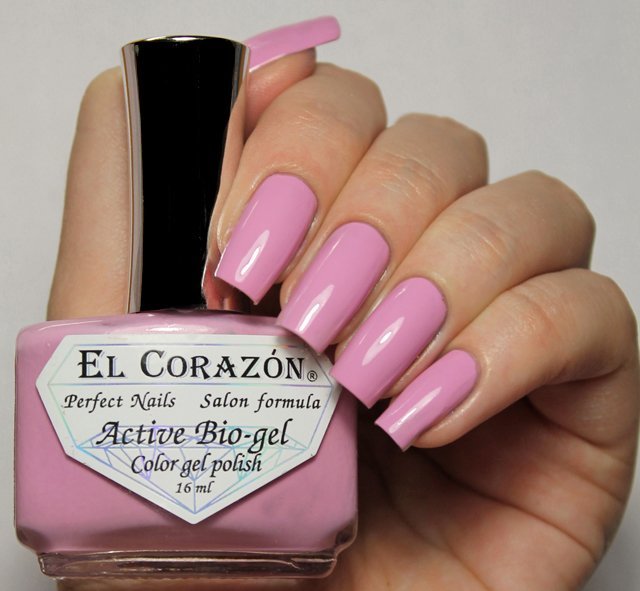 EL Corazon Active Bio-gel Color gel polish Cream №423/303