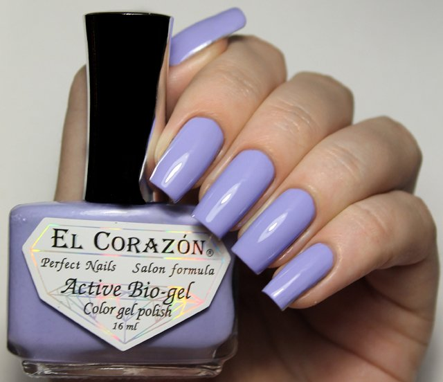 EL Corazon Active Bio-gel Color gel polish Cream №423/304