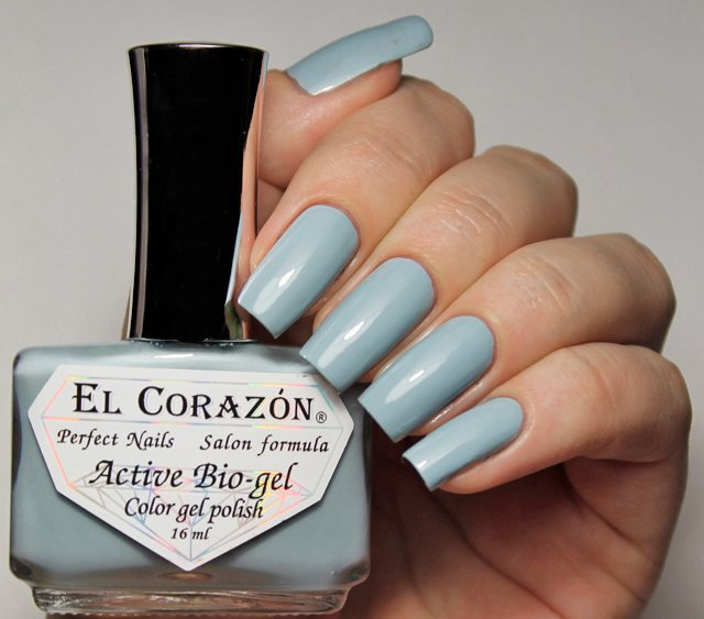 EL Corazon Active Bio-gel Color gel polish Cream №423/309