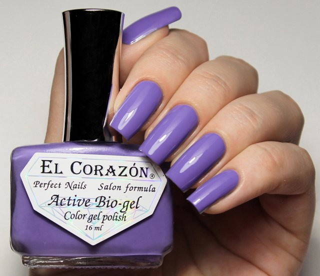 EL Corazon Active Bio-gel Color gel polish Cream №423/310