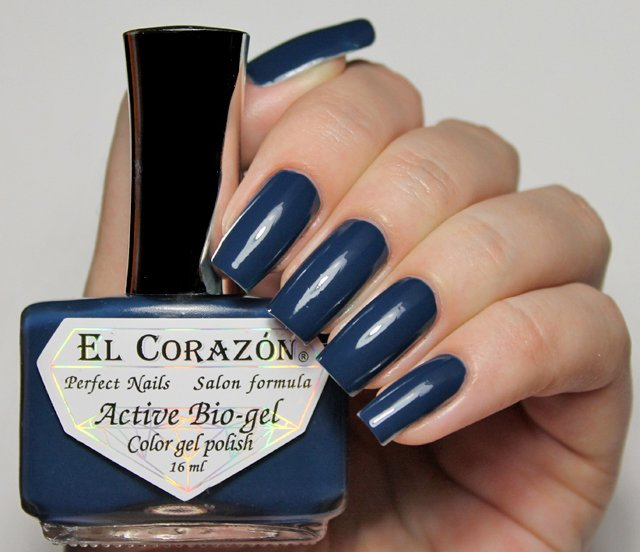 EL Corazon Active Bio-gel Color gel polish Cream №423/297