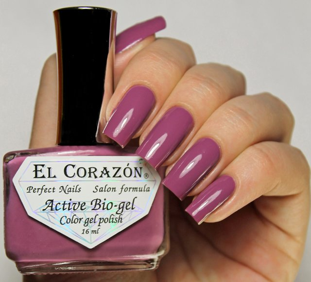 EL Corazon Active Bio-gel Color gel polish Cream №423/299