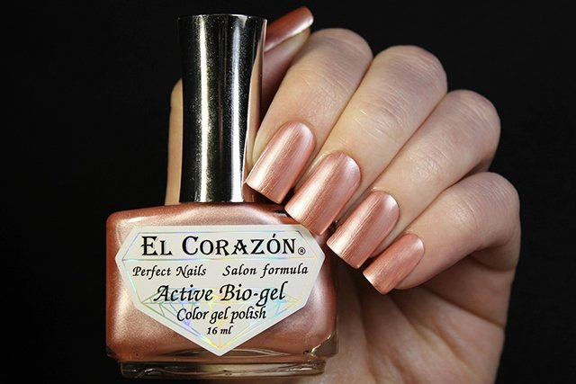 EL Corazon Active Bio-gel Color gel polish Japanese silk 423/932