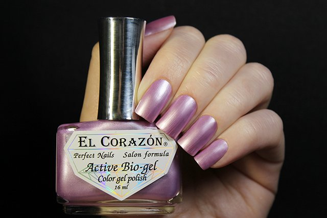 EL Corazon Active Bio-gel Color gel polish Japanese silk 423/935