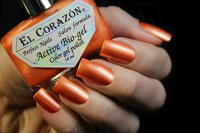 EL Corazon Active Bio-gel Color gel polish Japanese silk 423/937