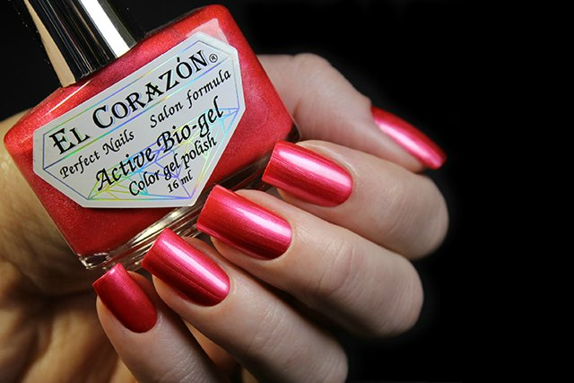 EL Corazon Active Bio-gel Color gel polish Japanese silk 423/938