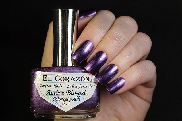 EL Corazon Active Bio-gel Color gel polish Japanese silk 423/939
