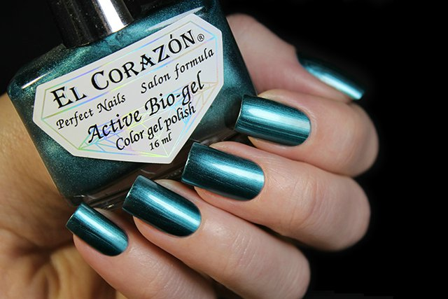 EL Corazon Active Bio-gel Color gel polish Japanese silk 423/941