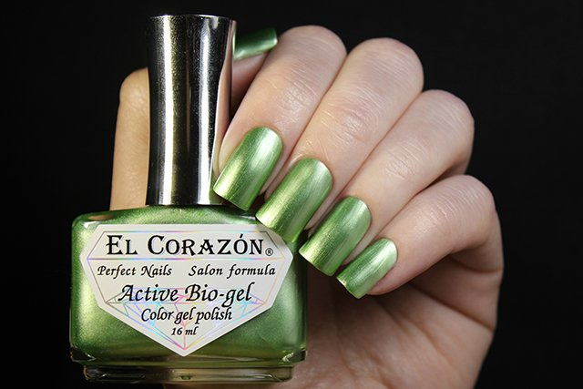 EL Corazon Active Bio-gel Color gel polish Japanese silk 423/942