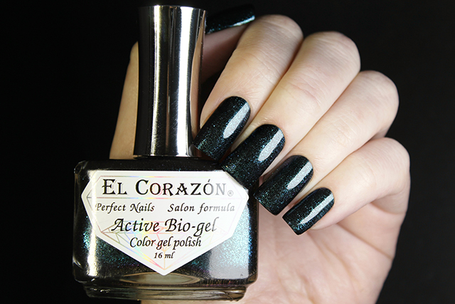 EL Corazon Active Bio-gel Color gel polish American Lurex 423/992