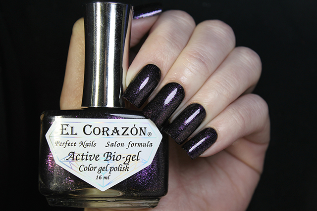 EL Corazon Active Bio-gel Color gel polish American Lurex 423/994
