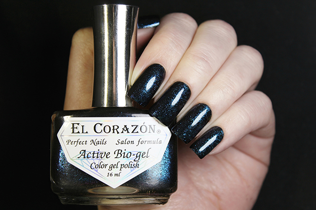 EL Corazon Active Bio-gel Color gel polish American Lurex 423/996
