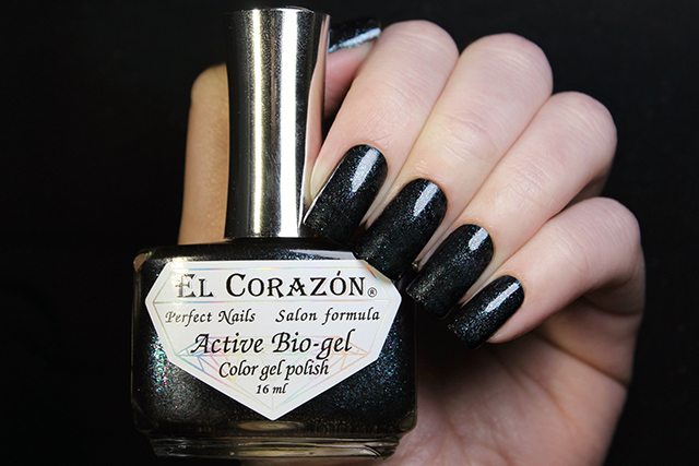 EL Corazon Active Bio-gel Color gel polish American Lurex 423/997