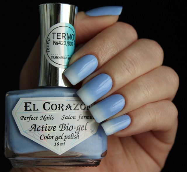 EL Corazon Active Bio-gel Color gel polish Termo 423/802