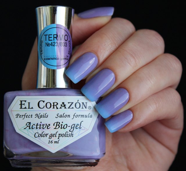 EL Corazon Active Bio-gel Color gel polish Termo 423/803