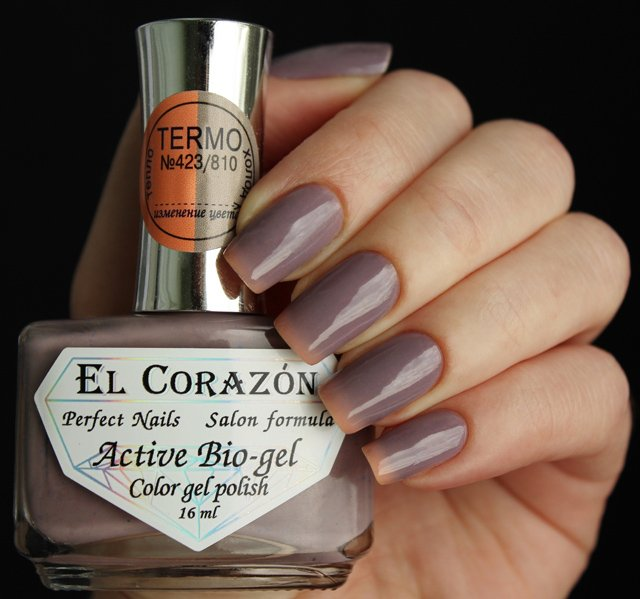 EL Corazon Active Bio-gel Color gel polish Termo 423/810