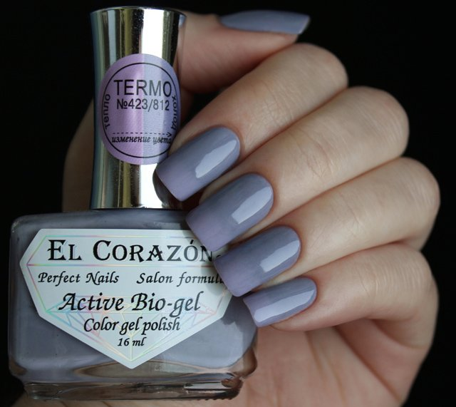 EL Corazon Active Bio-gel Color gel polish Termo 423/812