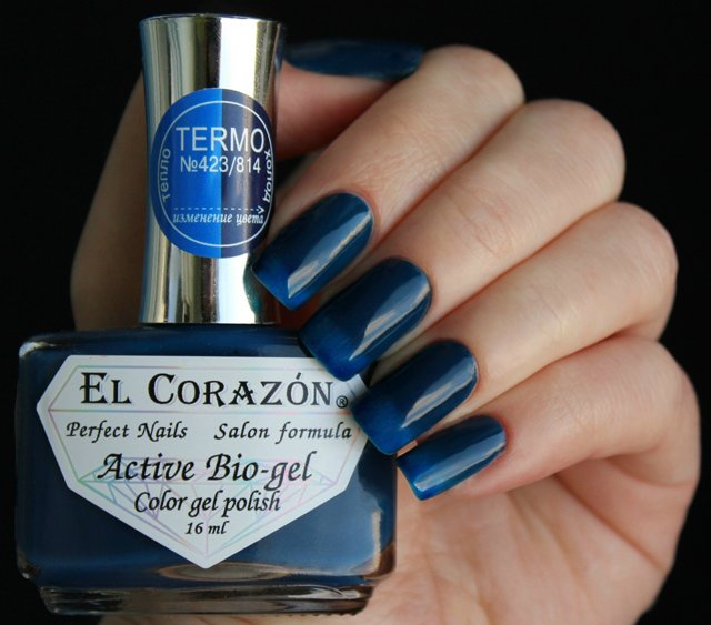 EL Corazon Active Bio-gel Color gel polish Termo 423/814