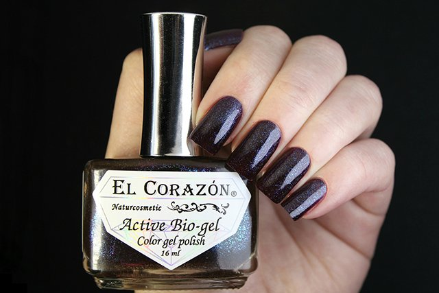 EL Corazon Active Bio-gel Color gel polish Eastern Organza 423/956