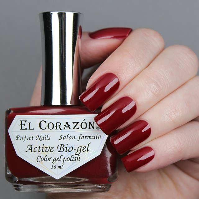 EL Corazon Active Bio-gel Color gel polish Cream 423/330