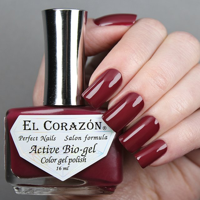 EL Corazon Active Bio-gel Color gel polish Cream 423/331