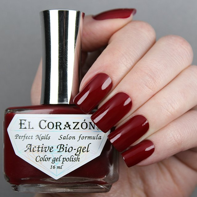EL Corazon Active Bio-gel Color gel polish Cream 423/332