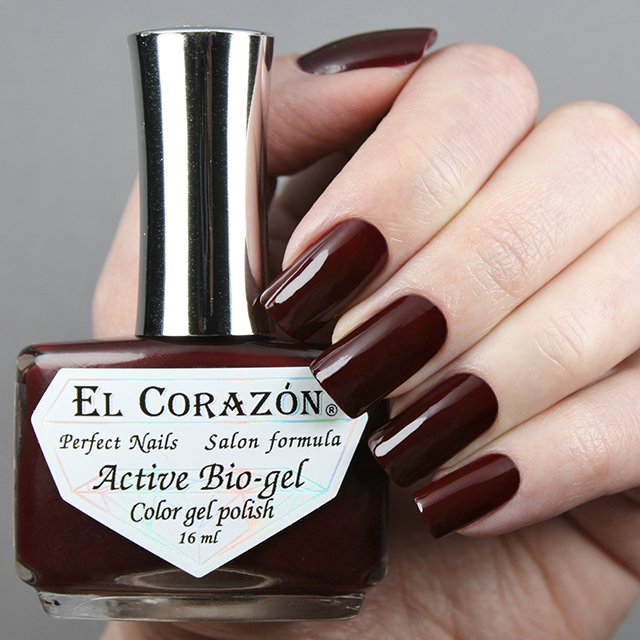 EL Corazon Active Bio-gel Color gel polish Cream 423/333