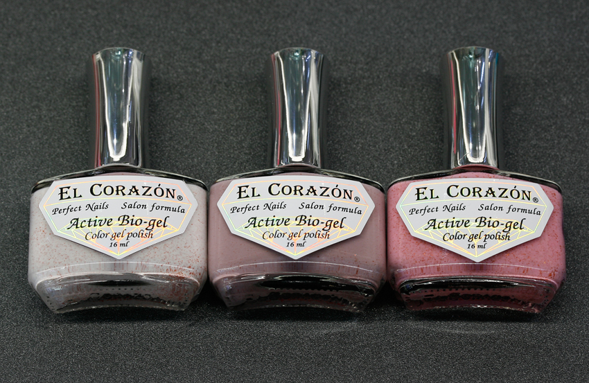 El Corazon Autumn dreams Active Bio-gel Active Bio-gel