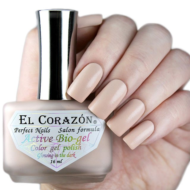 EL Corazon Active Bio-gel Color gel polish Luminous 423/481