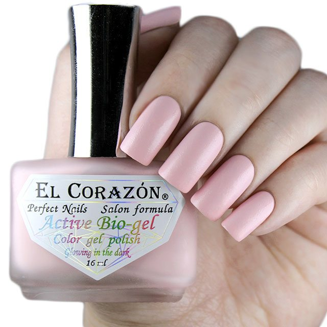 EL Corazon Active Bio-gel Color gel polish Luminous 423/482