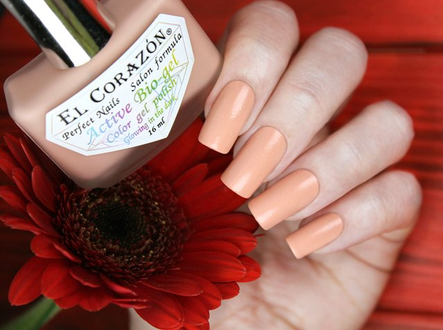 EL Corazon Active Bio-gel Color gel polish Luminous 423/483