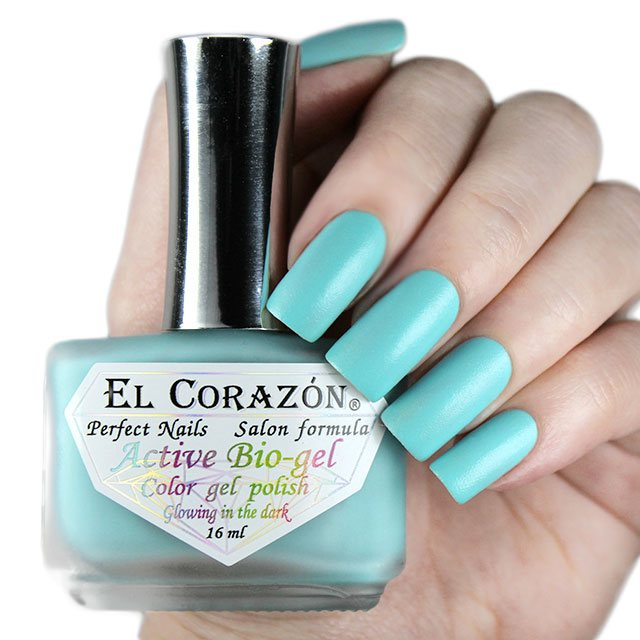 EL Corazon Active Bio-gel Color gel polish Luminous 423/484