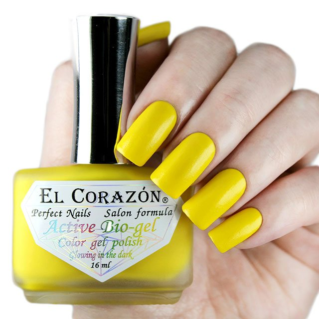EL Corazon Active Bio-gel Color gel polish Luminous 423/486