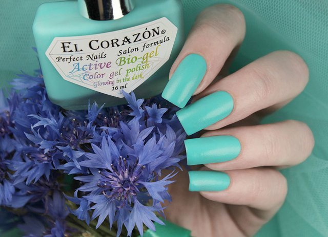 EL Corazon Active Bio-gel Color gel polish Luminous 423/489