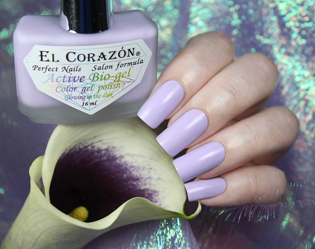 EL Corazon Active Bio-gel Color gel polish Luminous 423/490