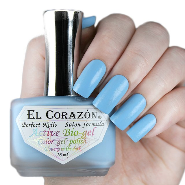 EL Corazon Active Bio-gel Color gel polish Luminous 423/491